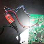 връзка на рутера към usb -uart конвертора